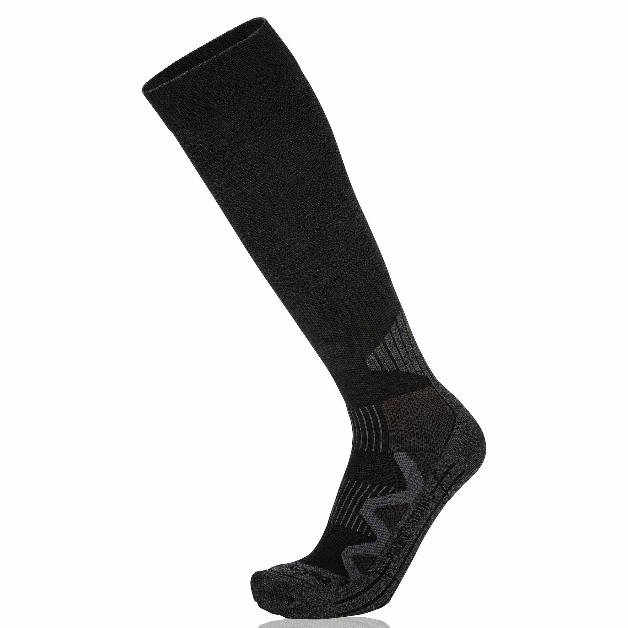 Kompresné ponožky Compression Pro Lowa® (Farba: Čierna, Veľkosť: 39-40)