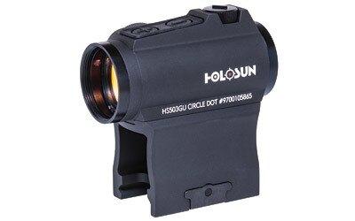 Micro kolimátor HS503GU Holosun® (Farba: Čierna)