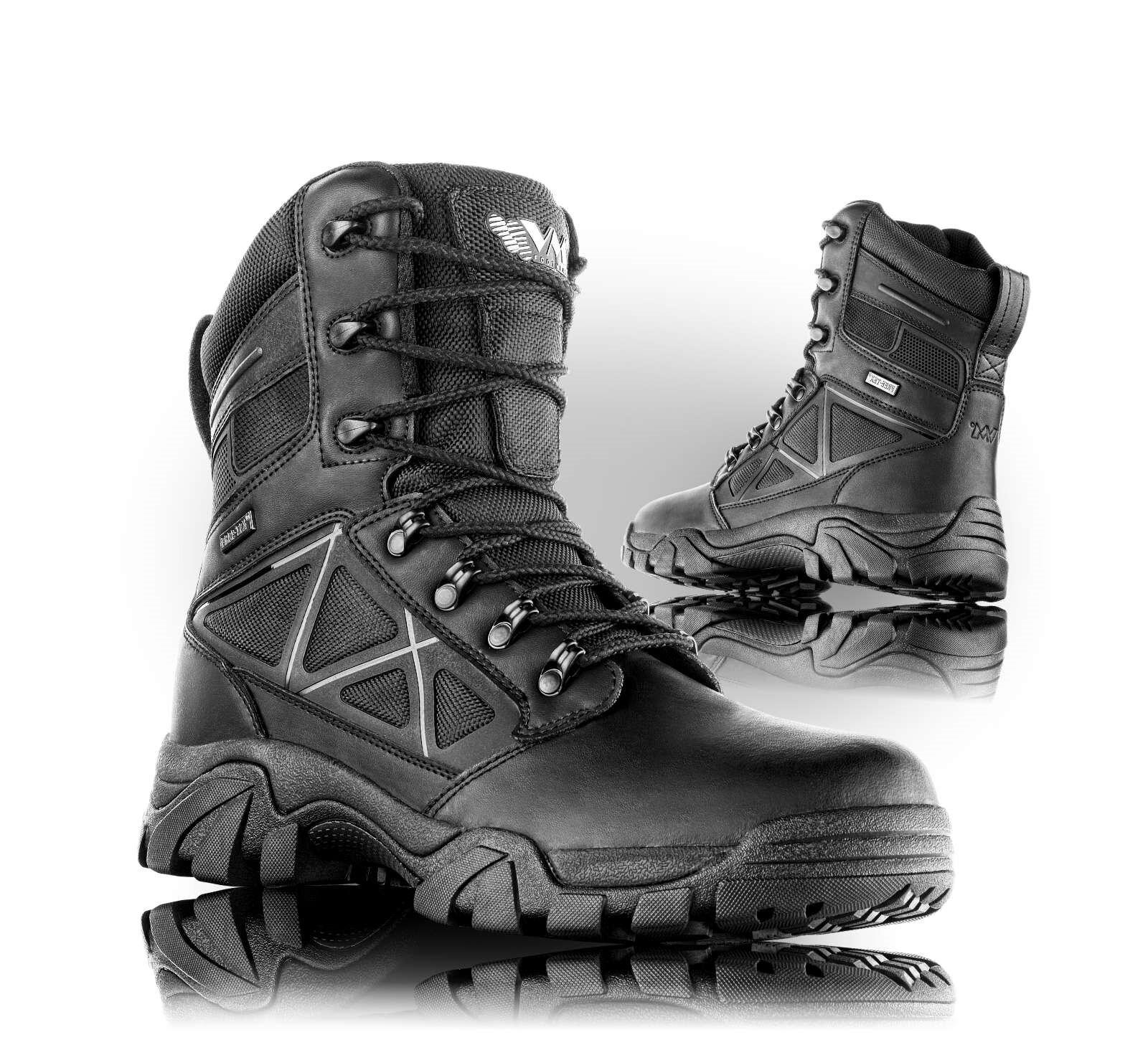 Zásahová obuv Blackburne VM Footwear® (Farba: Čierna, Veľkosť: 39 (EU))