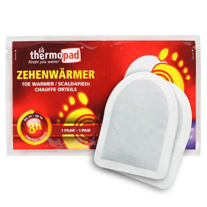 Ohrievač prstov na nohách ThermoPad® (Farba: Viacfarebná)