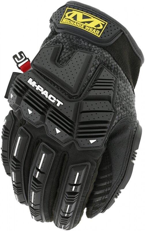 Zimné rukavice ColdWork M-Pact Mechanix Wear® (Farba: Čierna, Veľkosť: L)