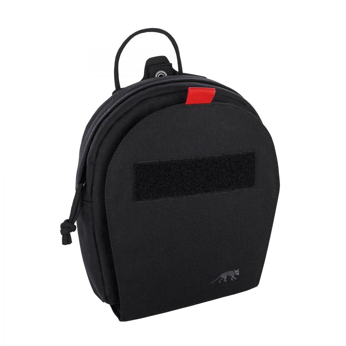 Puzdro na defibrilátor Tasmanian Tiger® – Čierna (Farba: Čierna)
