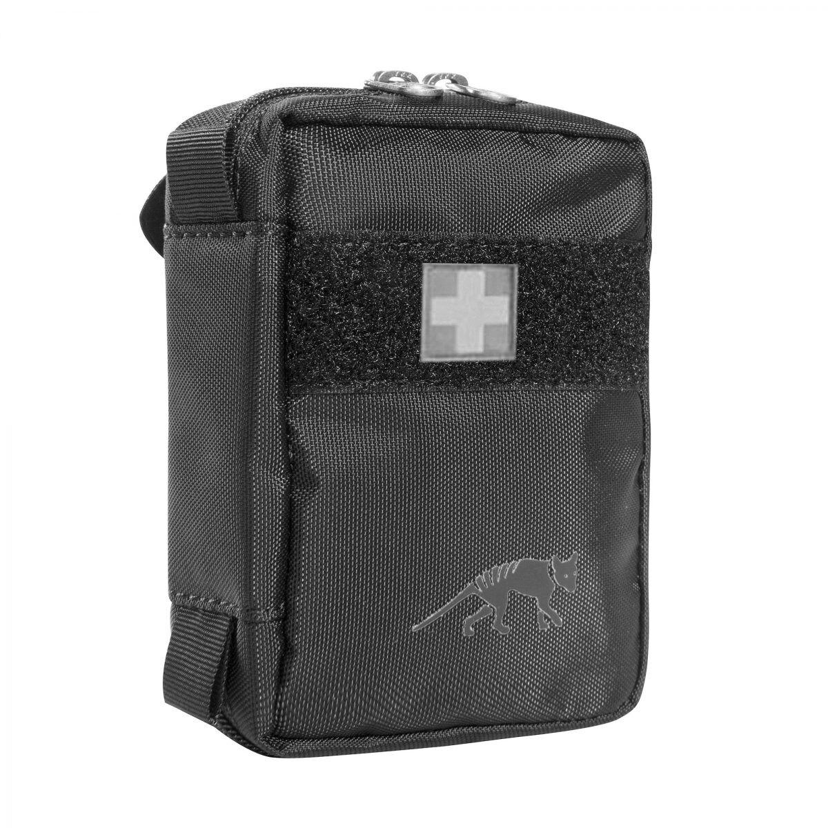Sada prvej pomoci First Aid Mini Tasmanian Tiger® – Čierna (Farba: Čierna)