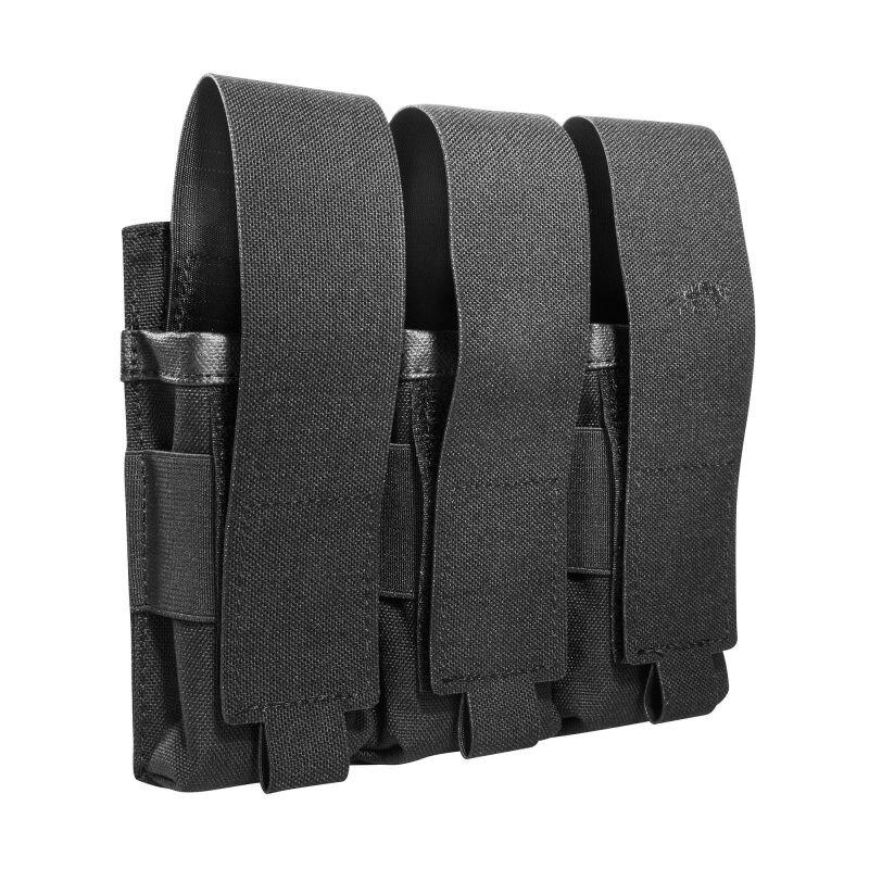 Puzdro na zásobník 3x MP7 SGL Tasmanian Tiger® – Čierna (Farba: Čierna)
