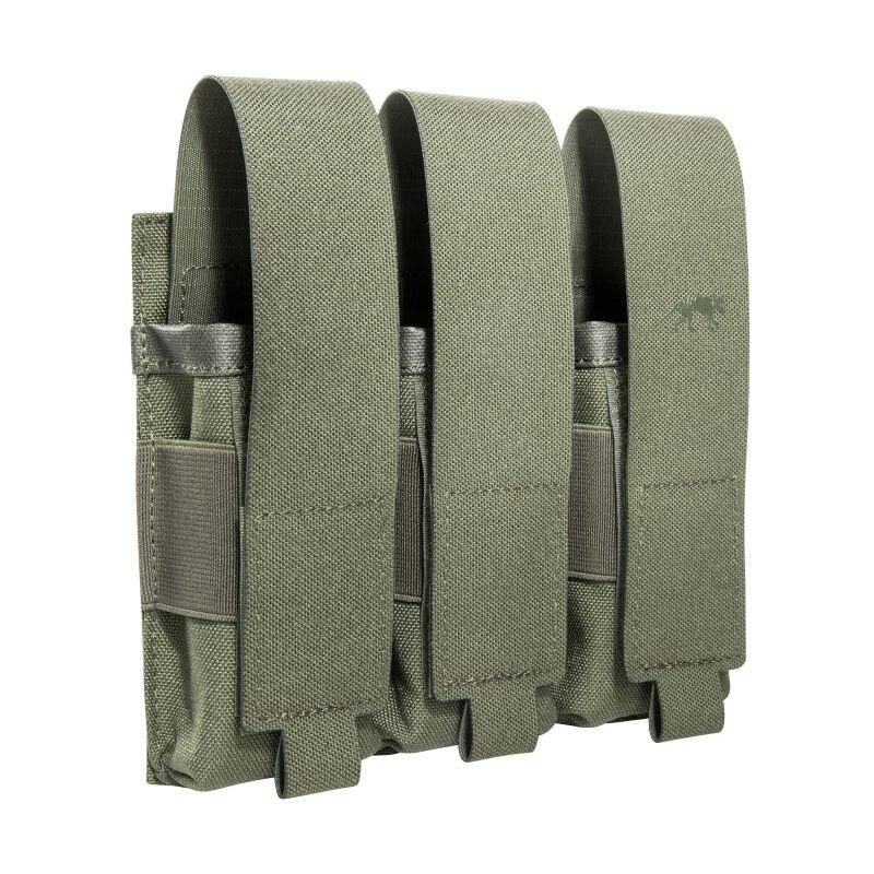 Puzdro na zásobník 3x MP7 SGL Tasmanian Tiger® – Olive Green (Farba: Olive Green )