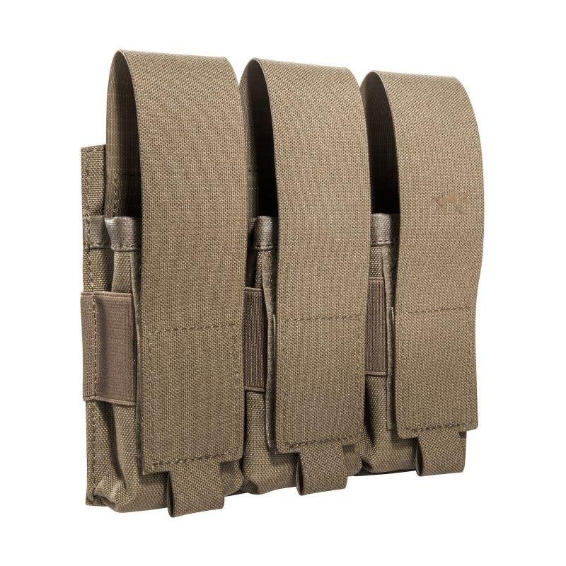 Puzdro na zásobník 3x MP7 SGL Tasmanian Tiger® – Coyote Brown (Farba: Coyote Brown)