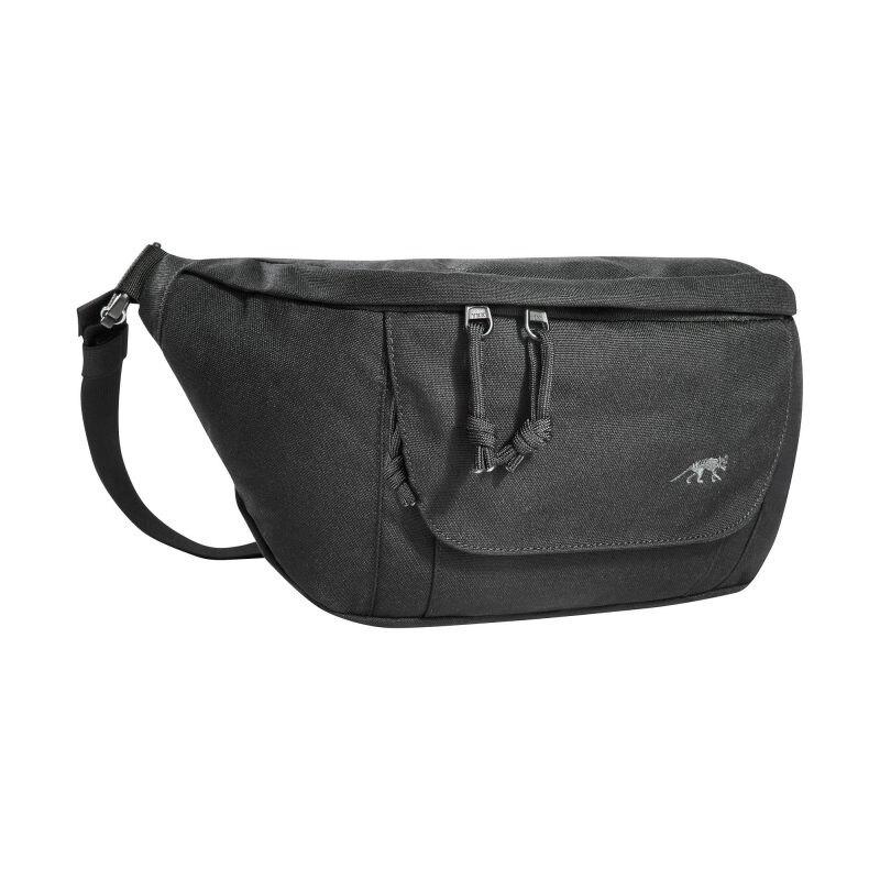 Ľadvinka Modular Hip Bag 2 Tasmanian Tiger® – Čierna (Farba: Čierna)