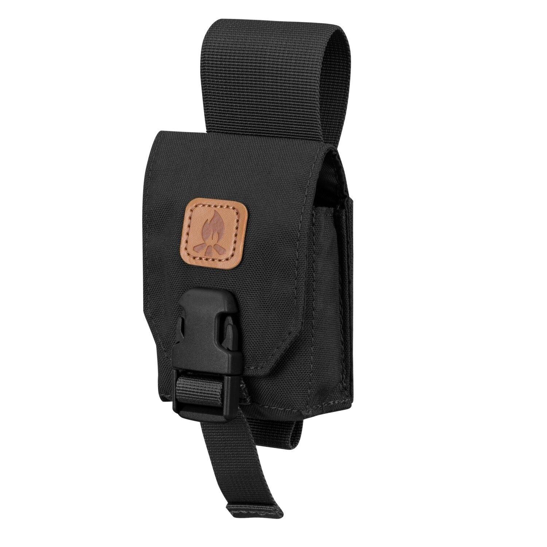 Puzdro na kompas Helikon-Tex® – Čierna (Farba: Čierna)