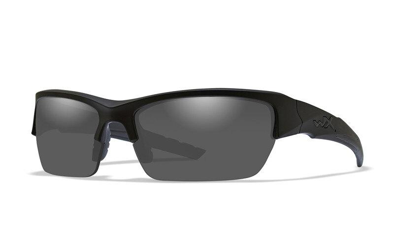 Sluneční brýle Wiley X® Valor – Černá (Farba: Čierna, Šošovky: Dymovo sivé)