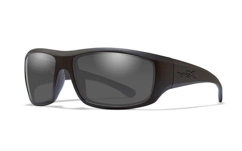 Sluneční brýle Wiley X® Omega – Černá (Farba: Čierna, Šošovky: Dymovo sivé)
