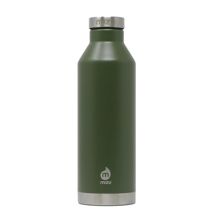 Nerezová termoska V8 Enduro Mizu® 800 ml – Army Green (Farba: Army Green)
