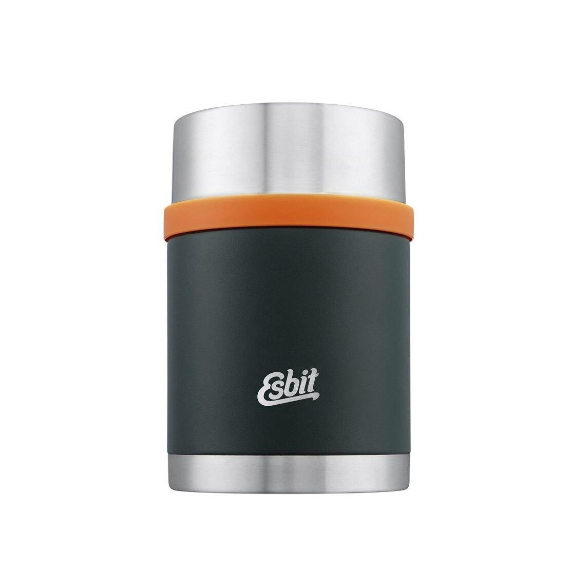 Nerezová termoska na jedlo Sculptor ESBIT® 0,75 l – Forest Green (Farba: Forest Green)