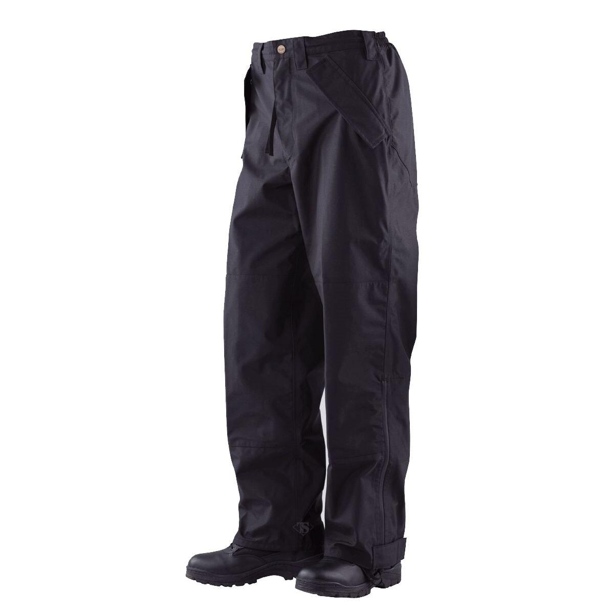 Nepremokavé nohavice Gen 2 ECWCS TruSpec® – Čierna (Farba: Čierna, Veľkosť: L)