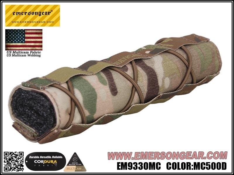 Ochranný obal na tlmič EmersonGear® – Multicam® (Farba: Multicam®)