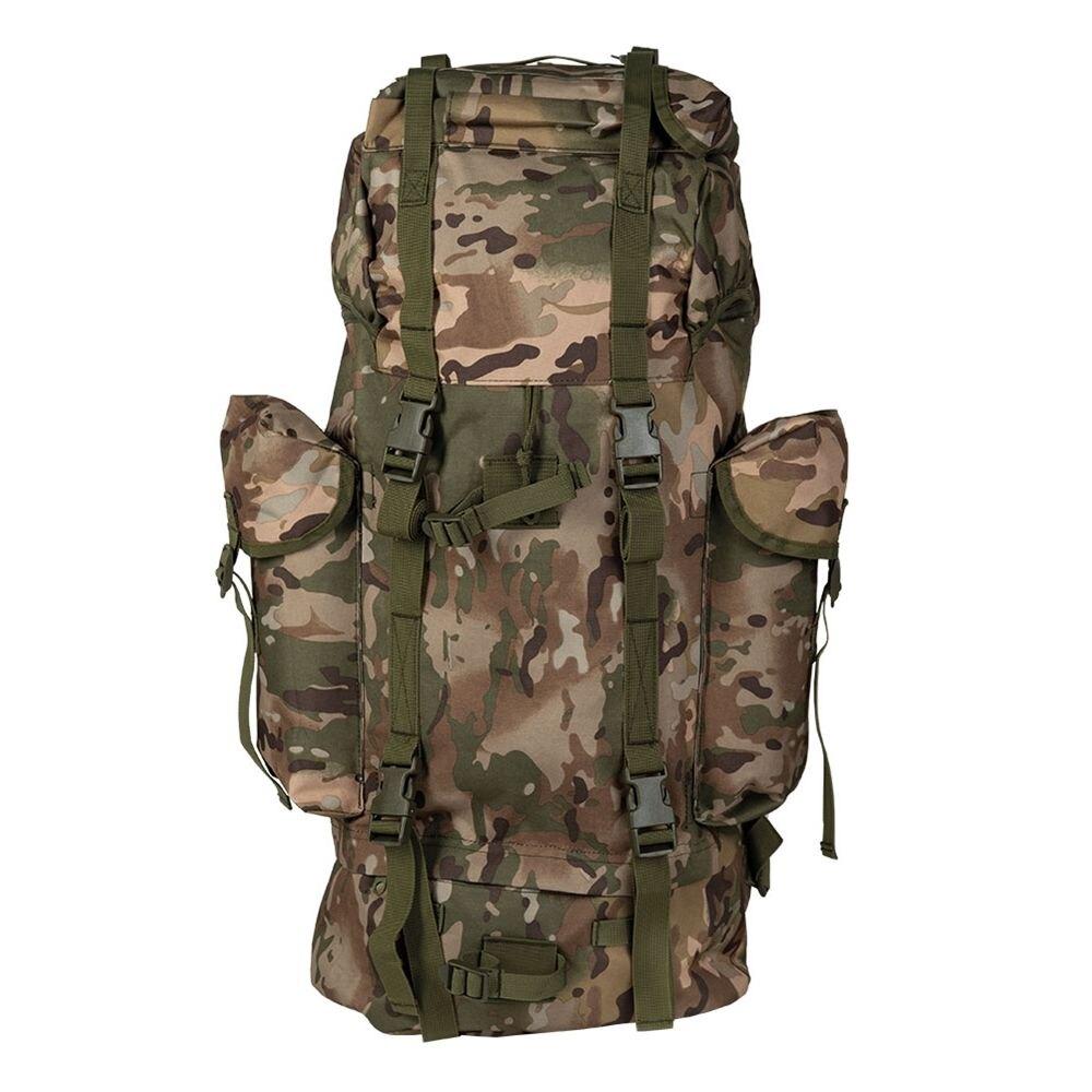Batoh bojový BW Mil-Tec® – Multitarn® (Farba: Multitarn®)