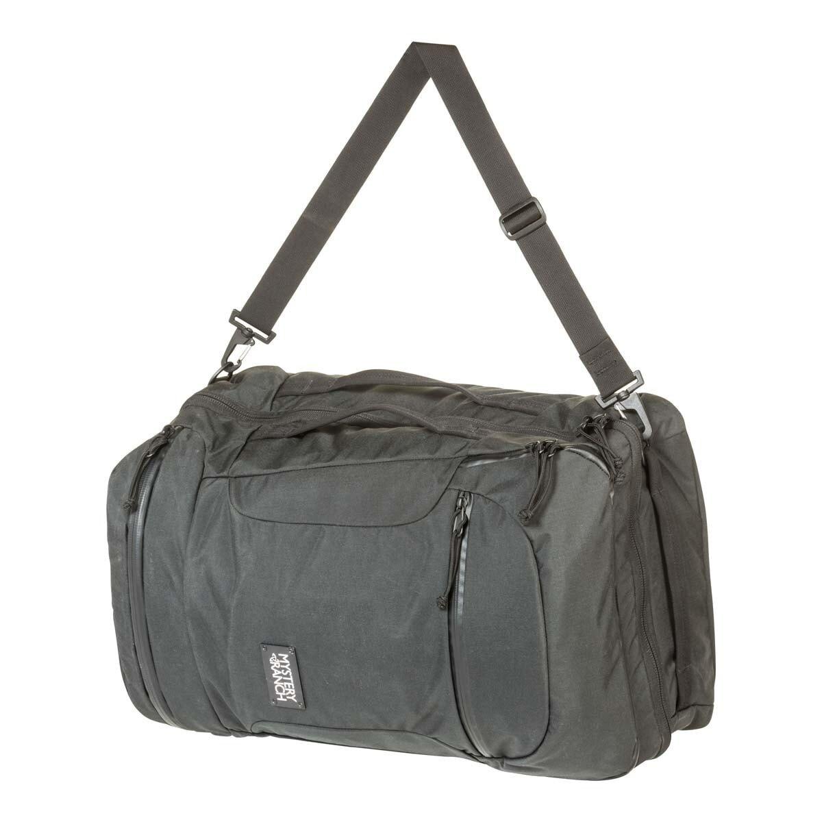 Cestovná taška Mission Rover Mystery Ranch® – Čierna (Farba: Čierna)