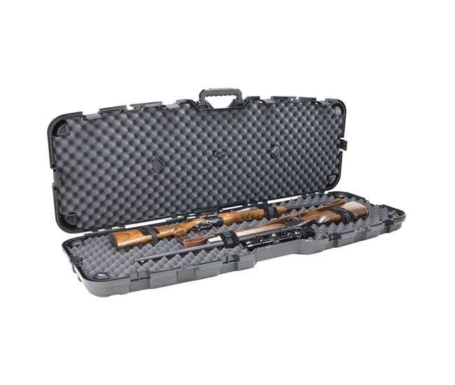 Kufor na zbraň Pro-Max ® Double scoped Plano Molding® (Farba: Čierna)