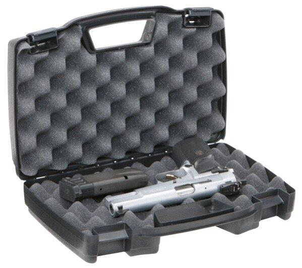 Kufor na zbraň Protector ™ Single Pistol Plano Molding® (Farba: Čierna)