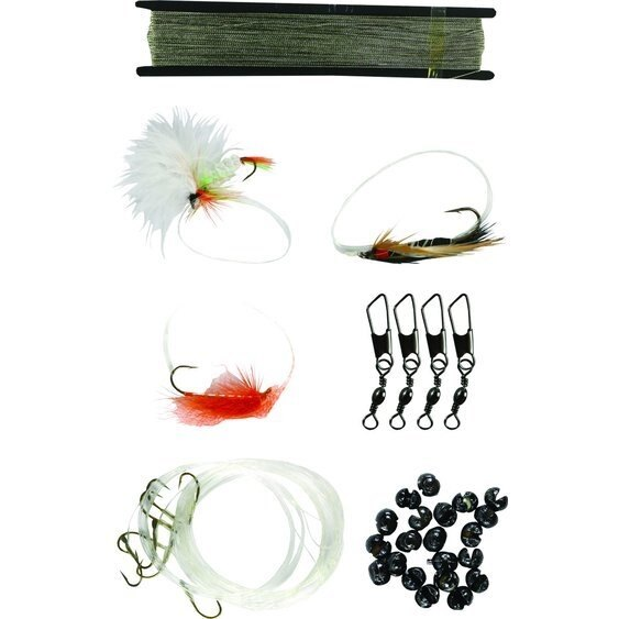 Rybárska sada NATO Liferaft Fishing BCB® (Farba: Viacfarebná)