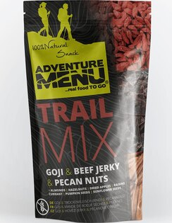 Adventure Menu® - Trail Mix 100g - Goji, hovädzie mäso, pecan