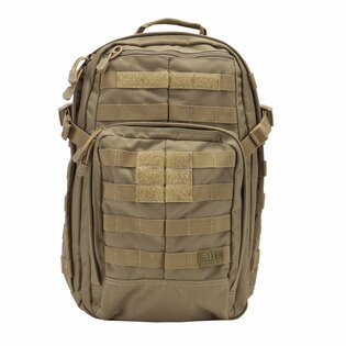 Batoh 5.11 Tactical® Rush 12 - Sandstone
