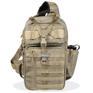 Batoh Maxpedition Kodiak Gearslinger S-type - khaki