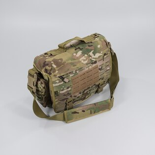 Brašna cez rameno DIRECT Action® Messenger bag® - MultiCam