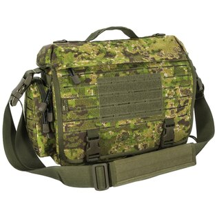 Brašna cez rameno DIRECT Action® Messenger bag® - PenCott™  GreenZone