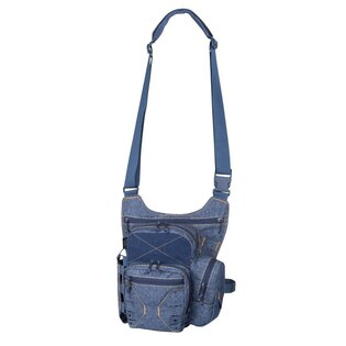 Brašna Helikon-Tex® EDC Side Bag® - Blue Melange