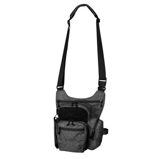 Brašna Helikon-Tex® EDC Side Bag® - Grey Melange, Black