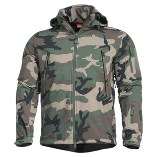Bunda Pentagon ARTAXES SF Level IV - Camo