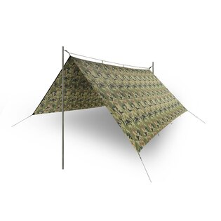 Celta HELIKON-TEX® Supertarp - Woodland PL