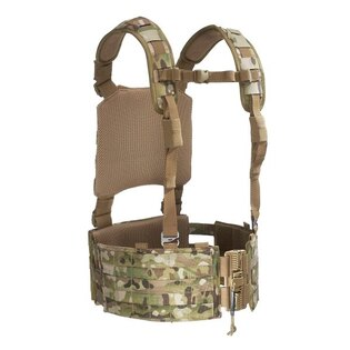 Chest-Rig Modular Tasmanian Tiger® - Multicam