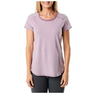 Dámské tričko 5.11 Tactical® Freya Top - Plum Heather