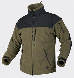 Fleecová bunda Classic Army Windblocker Helikon-Tex®