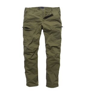 Kalhoty Vince Kenny Technical Vintage Industries® - Olive