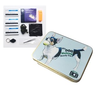 Krabička pre psa BCB® My Dog Walking Handy Tin