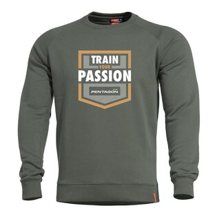 Mikina Hawk Train Your Passion PENTAGON®