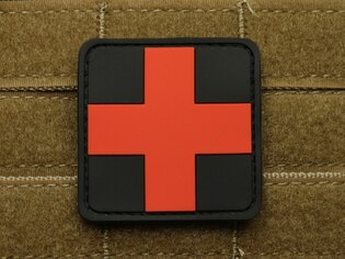 Nášivka JTG - Red Cross Medic