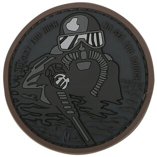 Nášivka MAXPEDITION® Frogman Stealth