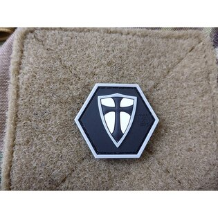 Nášivka Recte Faciendo Hexagon Shield JTG®