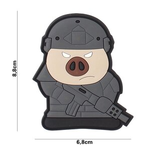 Nášivka Tactical Pig 101INC® - khaki