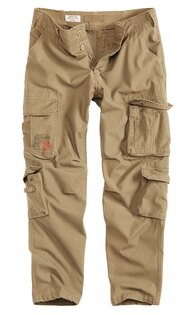 Nohavice SURPLUS® Airborne Slimmy - coyote
