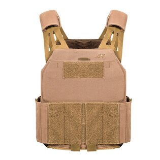Nosič plátov Tasmanian Tiger® Plate Carrier LP - Coyote Brown