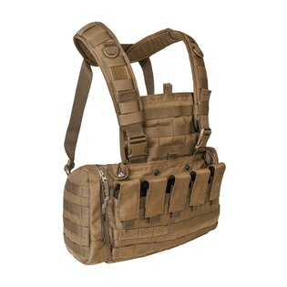 Nosný systém Tasmanin Tiger® Chest Rig MK II M4 - Coyote Brown