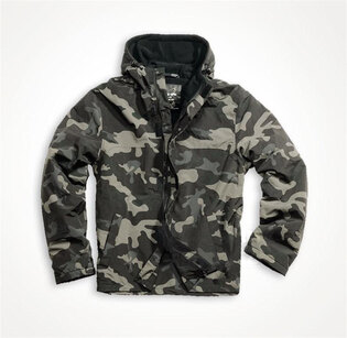 Outdoorová bunda SURPLUS Windbreaker Zipper