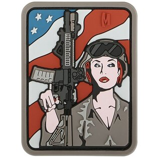 Patches MAXPEDITION® Soldier Girl - arid