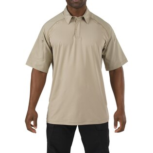 Polokošile 5.11 Tactical® Rapid Performace Polo - Silver Tan