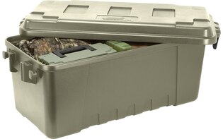Prepravný box Medium Plano Molding® USA Military - zelený