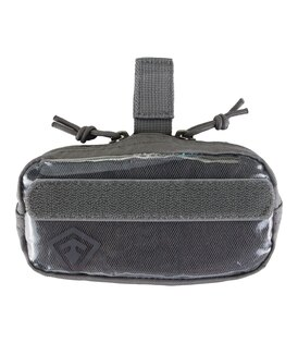 Puzdro Velcro 6x3 First Tactical® - sivé